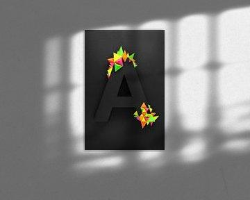 """""""A"""" virus van Twan Van Keulen"""