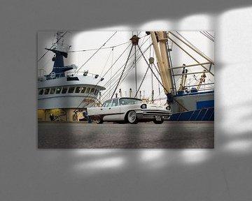 DeSoto Firedome 1957 van Anja Postma