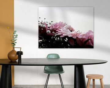 Bouquet de fleurs (Rose) sur Birdy May