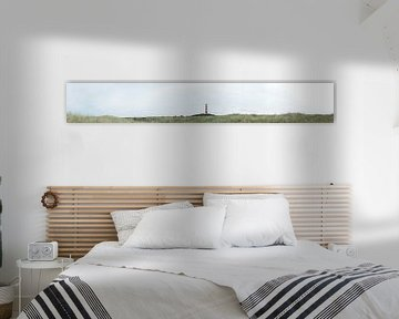 Panorama the lighthouse van Twan Van Keulen