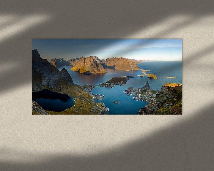 Impression: La vue...  (panorama 1) sur Freek van den Driesschen