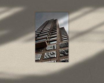 Wolkenvanger van Bart Houtman