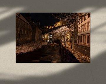 Monschau in de Eifel van Gottfried Carls