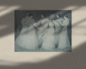 La Ronde, Henri Le Sidaner