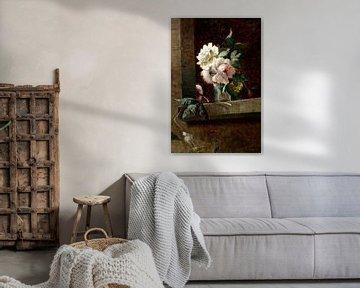 Italienische Rosen, William Henry Hilliard