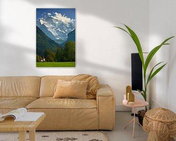 Interlaken, Zwitserland van Henk Meijer Photography