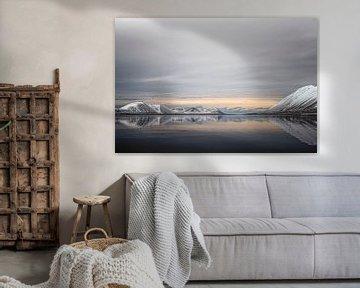 kolgrafafjordur fjord van Peter Poppe