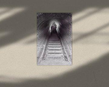 Treppe zum Himmel von Photo Dante