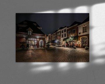 Stadtbild Grab Nord-Brabant von Klaas Doting