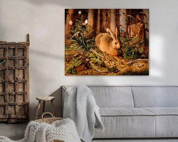 Ein Hase im Wald, Hans Hoffmann
