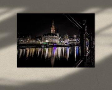 Breda by night - Spanjaardsgat