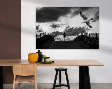 Birds 4 van Hans Levendig (lev&dig fotografie)