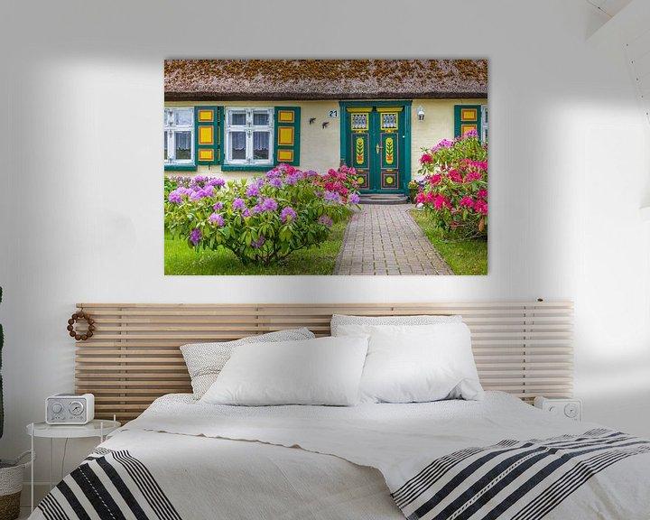 Beispiel: Schönes altes Reetdachhaus in Zingst von Christian Müringer