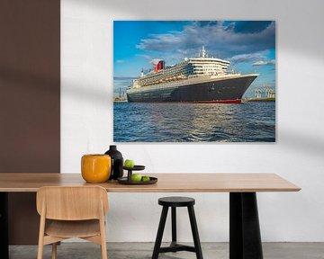 HAMBURG Queen Mary 2 Cunard Line