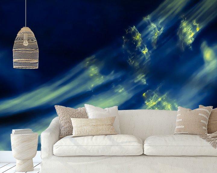 Sfeerimpressie behang: Souls to Heaven van Qeimoy