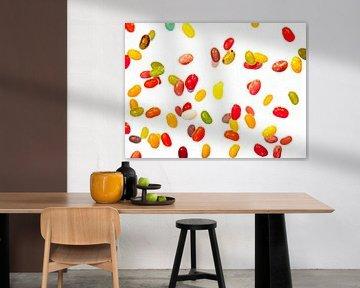 Flying Jelly Beans! sur David Hanlon