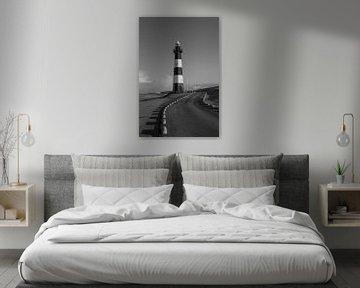 Leuchtturm Breskens von Peter Deschepper