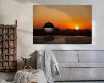 Sonnenaufgang von Luc Sijbers