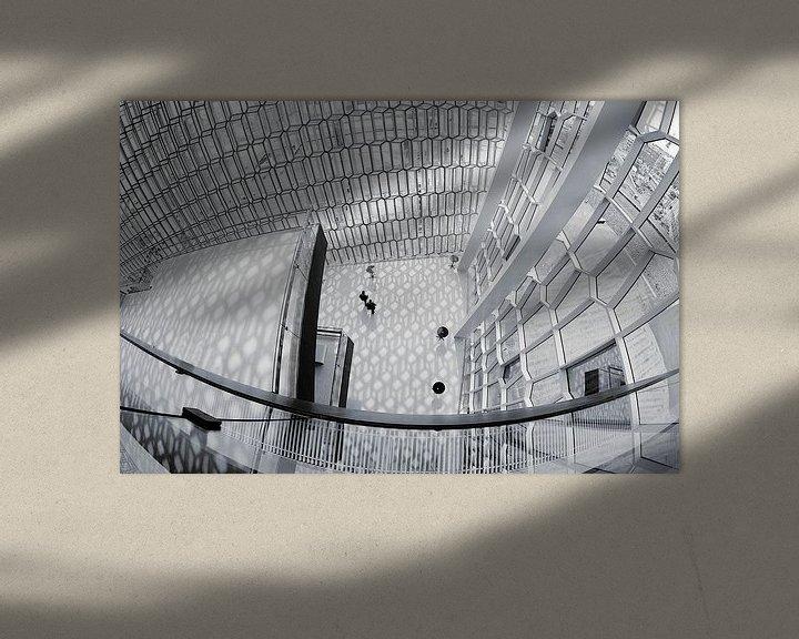 Beispiel: Harpa Reykjavík von Patrick Lohmüller