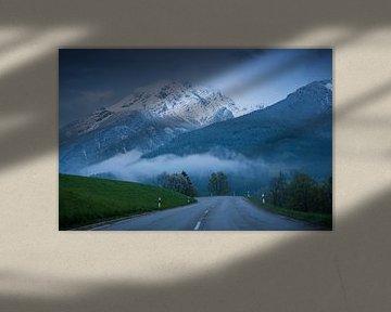 Alpine Road Trip van Martin Wasilewski