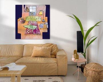 Sweet Home - Innenausstattung und Möbel -6 von Ariadna de Raadt