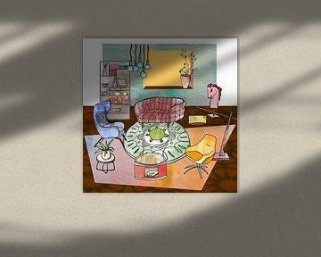 Sweet Home - Innenausstattung und Möbel -7 von Ariadna de Raadt