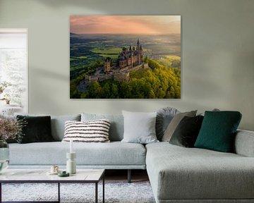 Droom kasteel van Niels Tichelaar