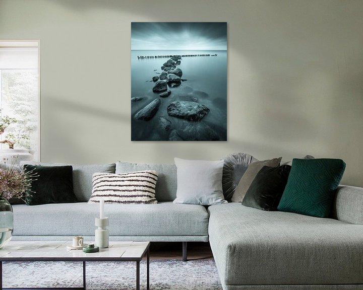 """Sfeerimpressie: """"Zen"""" van Karel Ton"""