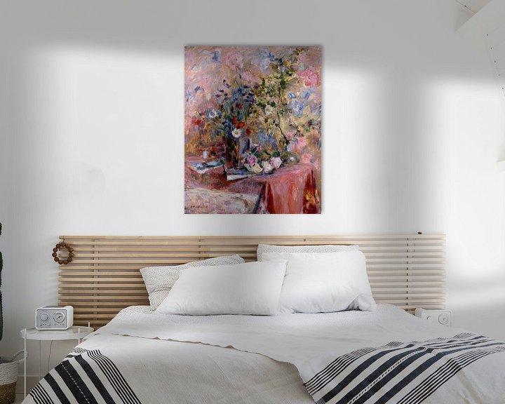 Beispiel: Blumen, Édouard Vuillard