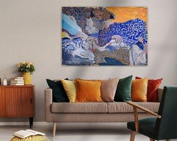 Zwei Näherinnen im Arbeitszimmer, Édouard Vuillard