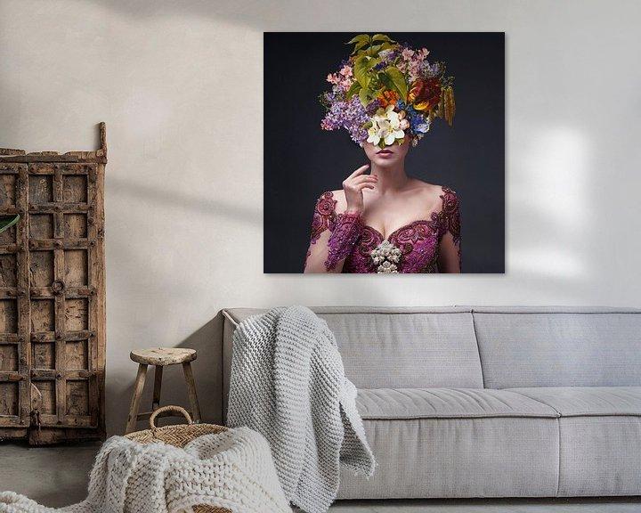 Sfeerimpressie: Dahlia II – The full colour Edition van Marja van den Hurk