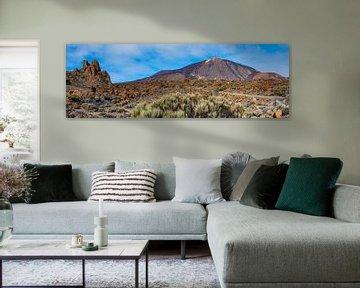Pico de Teide sur Walter G. Allgöwer