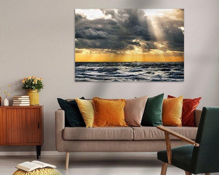Sfeerimpressie: Sunshower van Cho Tang