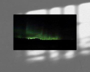 Nordlicht von Fields Sweden