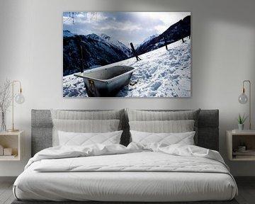 Die Kältewanne von Kevin Overbeek