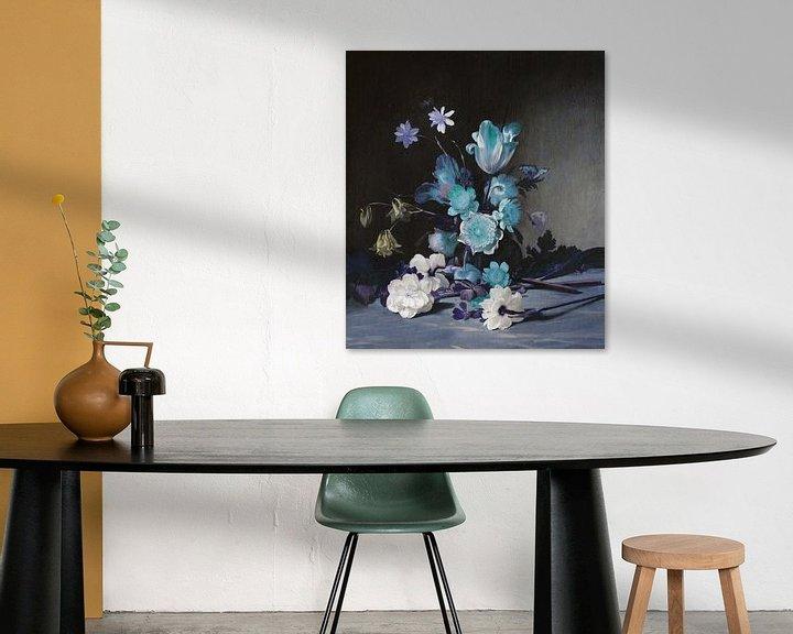 Sfeerimpressie: Old Blue van Jacky Gerritsen