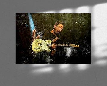 Gitarrist von Luc V.be