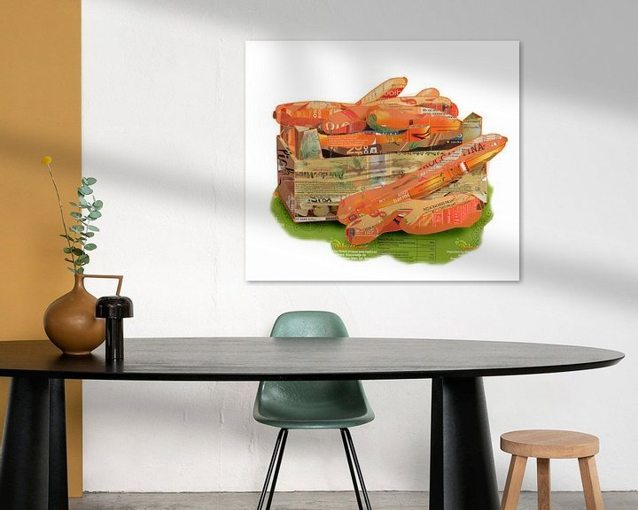 Sfeerimpressie: Winterwortel, zonder verpakking van Ruud van Koningsbrugge