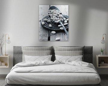 SF11286635 Stilleven van witte bonen op een lepel van BeeldigBeeld Food & Lifestyle