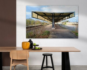 Station van Theo Urbach