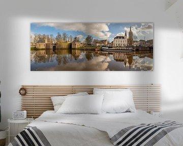 Breda - Spanjaardsgat Panorama van I Love Breda