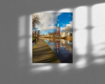 Breda - Singel - Vuurtoren van I Love Breda