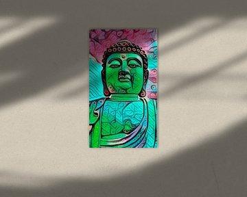 Magische Kubus Inspiratie 2020 - Groen van Michael Ladenthin