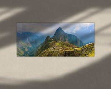 Machu Picchu, Pérou sur Henk Meijer Photography