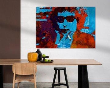 Bob Dylan von Stephen Chambers