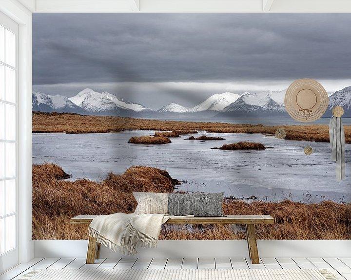 Beispiel fototapete: Raue Küstenregion von Ralf Lehmann
