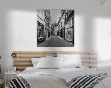 Einkaufsstraße | Deventer | Niederlande von Marianne Twijnstra-Gerrits