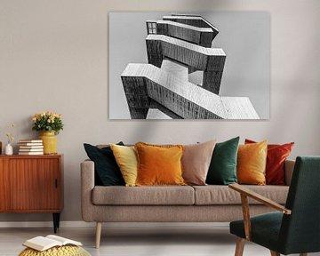 Wilhelminatoren von Johan Mooibroek