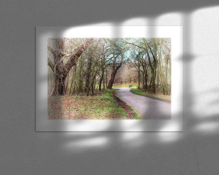 Beispiel: Ein Waldspaziergang von Erik Reijnders
