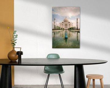 Tadsch Mahal von Maarten Borsje